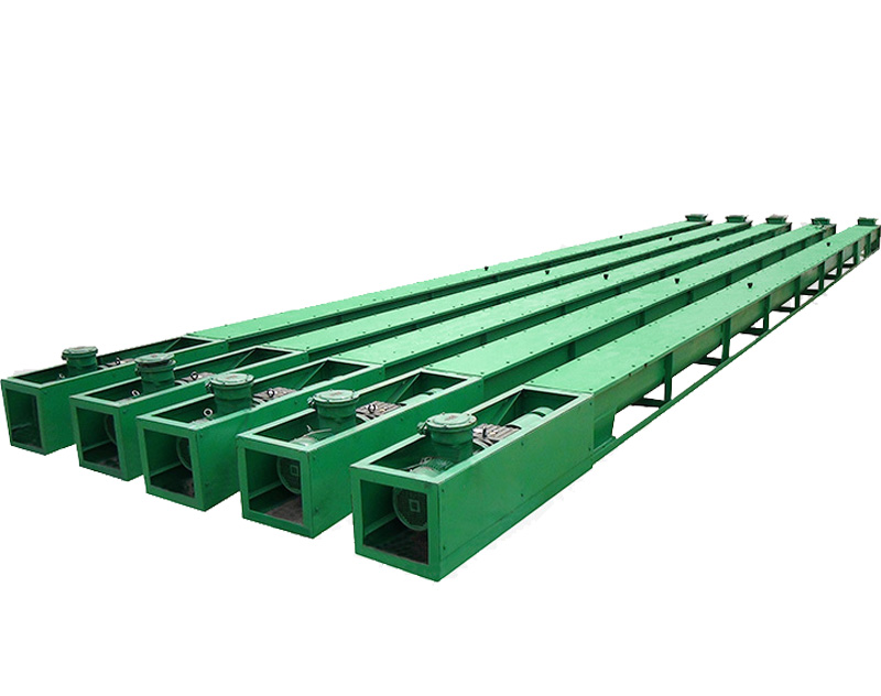 P4 U Type Screw Conveyor 1