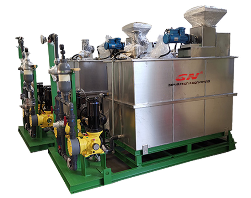 P7 Chemical Dosing System
